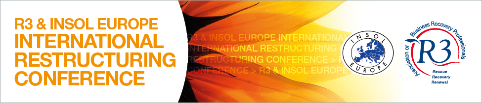 R3 & INSOL Europe's International Restructuring Conference