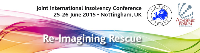 INSOL Europe Academic Forum and Nottingham Law School Joint International Insolvency Conference - Nottingham