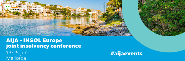 AIJA-INSOL Europe Joint Conference, Mallorca 2019