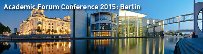 INSOL Europe Academic Forum Conference 2015 - Berlin