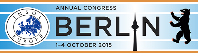 INSOL Europe Annual Congress 2015 - Berlin