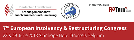 7th European Insolvency & Restructuring Congress