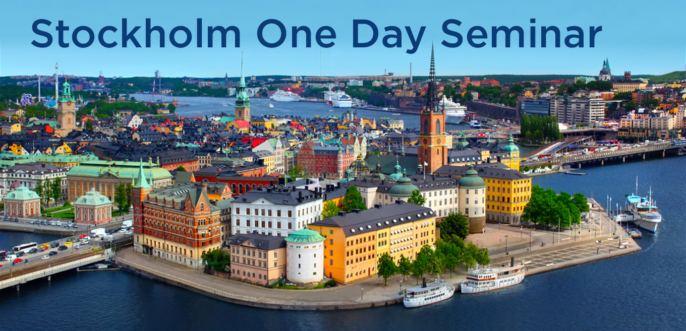 Stockholm One Day Seminar