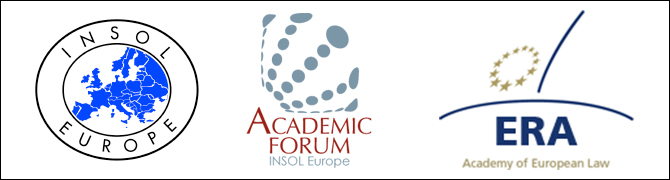 INSOL Europe Academic Forum and ERA (Academy of European Law)  Joint Conference - Trier